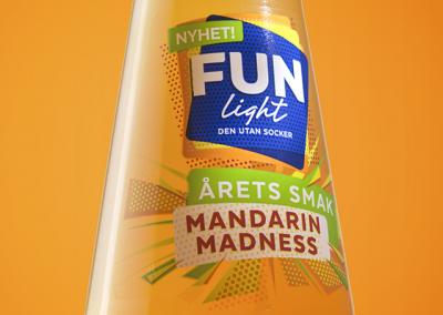 product detail bottle of lemonade